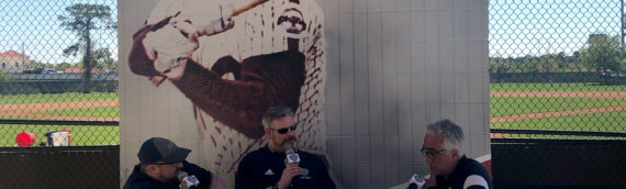 The Heart of Sports from Phillies Spring Training with Director of Player Development Josh Bonifay, ESPN's Pedro Gomez and Pitcher David Parkinson – 3/8/19