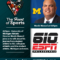 The Heart of Sports w University of Michigan Athletic Director Warde Manuel - 4/19/19