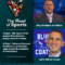 The Heart of Sports: Guests Ricky Bottalico on Phillies and Larry Meli on Bluecoats Open Tryouts - 9/20/19