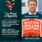 The Heart of Sports: Guests Soccer Broadcaster Alexi Lalas & Albert Chen, Author of Million Dollar Fantasy - 9/13/19