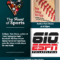 The Heart of Sports with Guest Author Tom Stone - 12/20/19