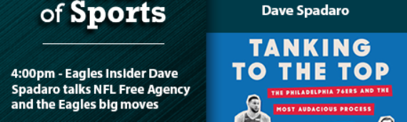 The Heart of Sports w Guests: Dave Spadaro & Yaron Weitzman – 3/20/20