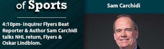 The Heart of Sports with Sam Carchidi & Don Van Natta Jr. – 6/26/20